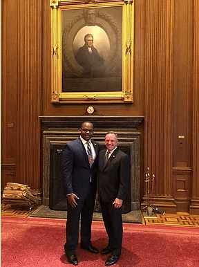 Attorney Aaron L. Watson Sworn into the U.S. Supreme Court Bar